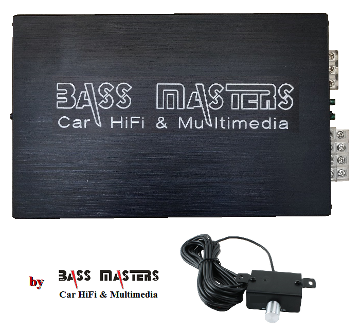BASS MASTERS BM600.4 Edition Sasha Alexander Series